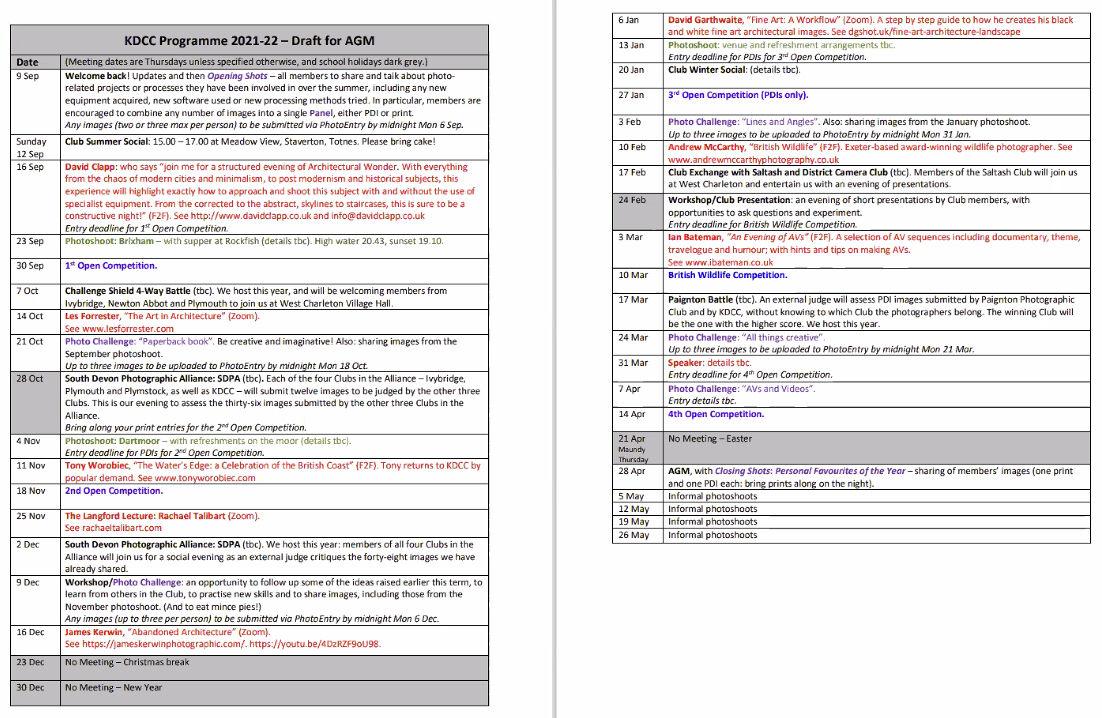21-22 programme