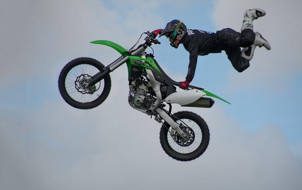 Airborne at Kingsbridge Show