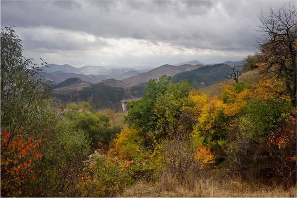 Autumn in the Rhodopi Mountains 1