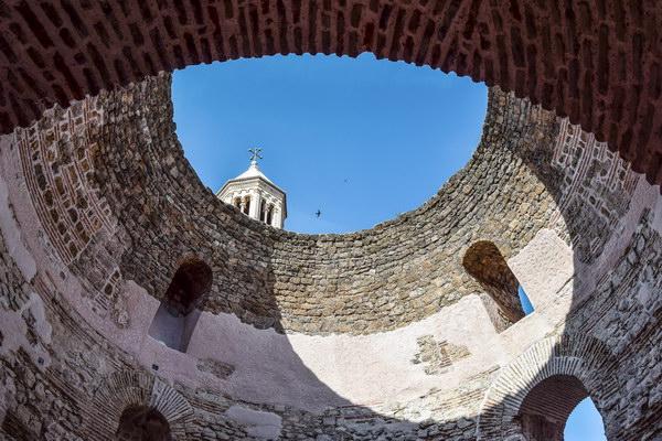 Circling - Diocletians Palace