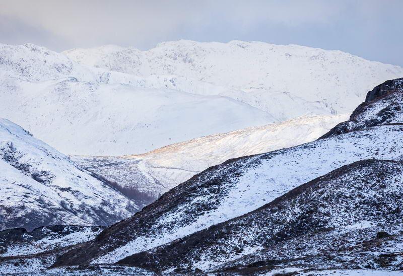 Glen Coe winter