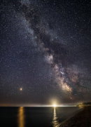 Milky Way over Start Point