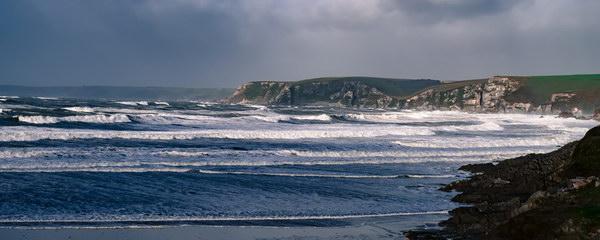 Sormy Seas near Bigbury