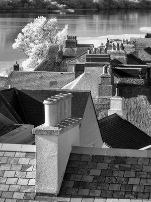 Torcross Chimneys