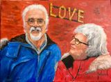 True Love.  Jeanne and Roy.  SOLD