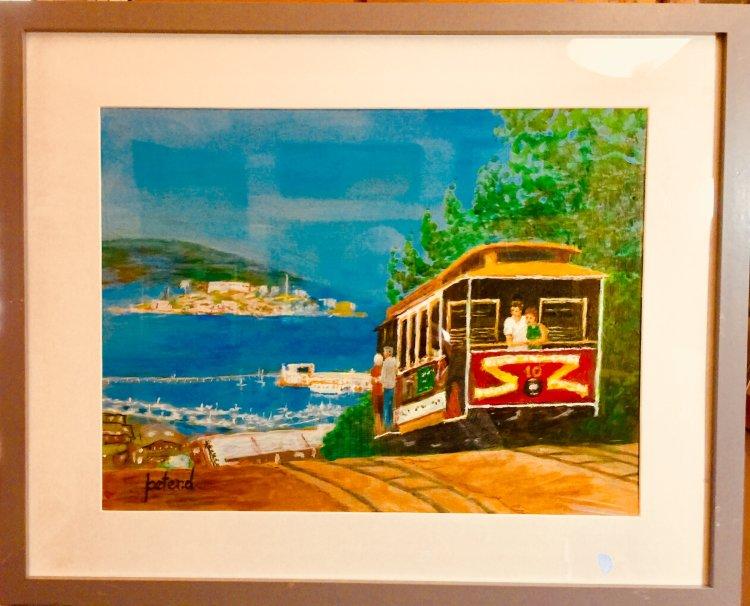 Streetcar to Alcatraz San Francisco
