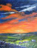 A shepherd's delight Derbyshire hills