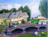 Bourton upon Water. ORIGINAL SOLD