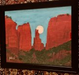 Castle Mountain Arizona  SOLD