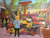 Old Town Market, San Diego, USA