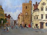 12th Century Carfax Tower Oxford