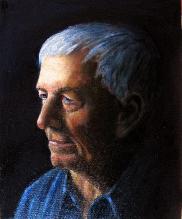 peter.d  Self Portrait. NFS