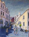 St Mawes Cornwall. ORIGINAL SOLD