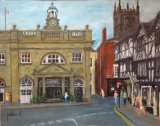 Ludlow, Town centre