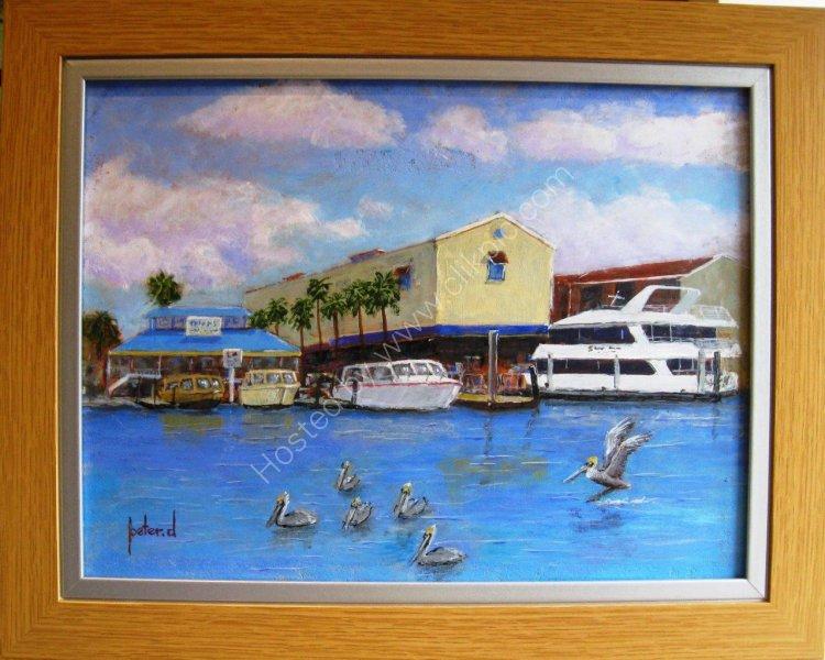 Tin City Harbour Naples Florida