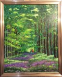 A stroll in the Bluebell Woods