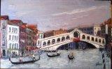 Rialto Bridge Venice. ORIGINAL SOLD