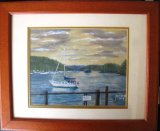 Bowness Ferry Windermere. ORIGINAL SOLD