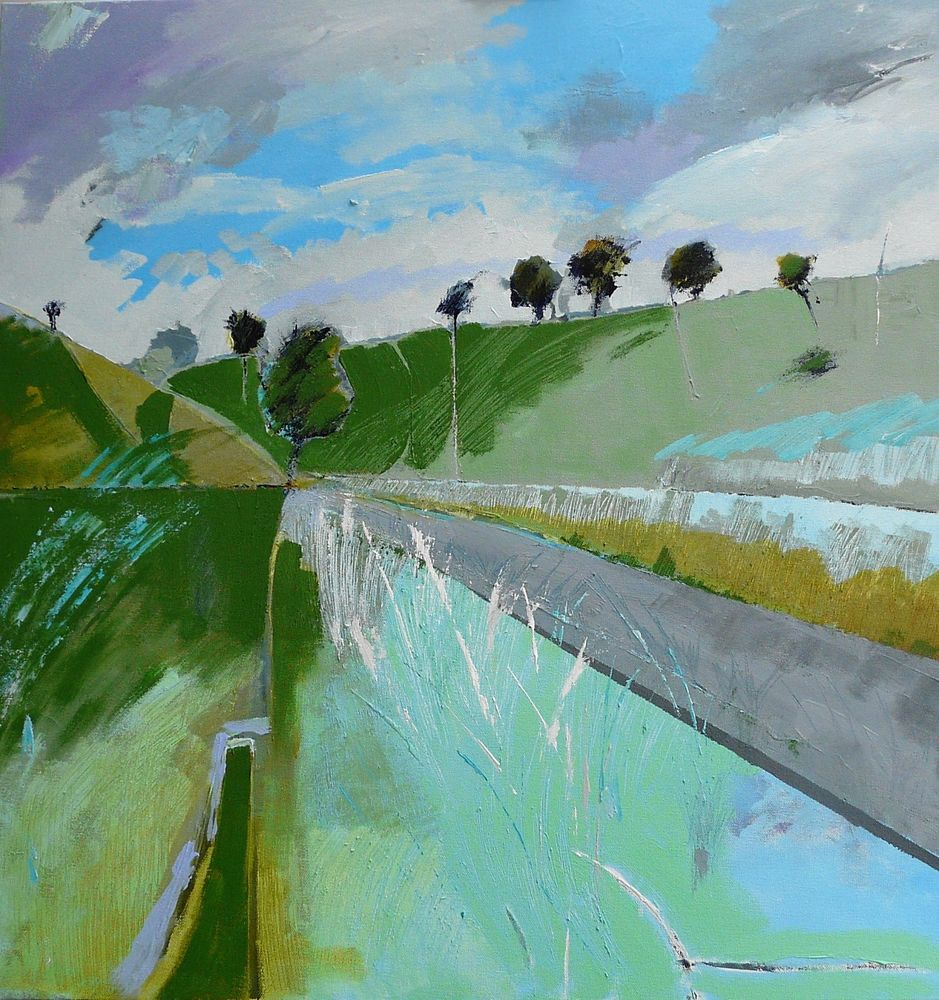 Road to Thixendale. SOLD
