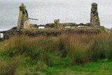 Abandoned croft, Crois Mhor, Loch Gruinart