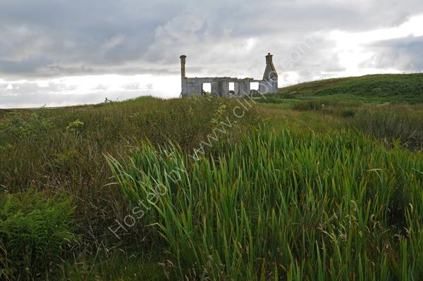 Derelict croft, Benbecula