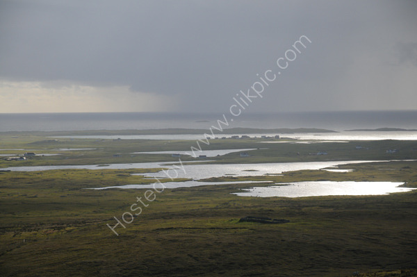 Approaching storm, North Uist