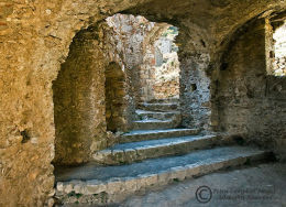 The Ruins of Mystras 1, Greece