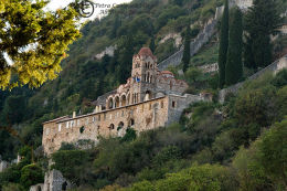The Monastry of Pantanassa 1, Mystras, Greece