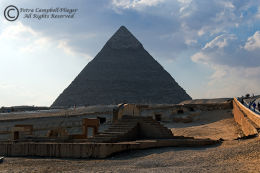 Pyramid of Khafre 1, Giza, Egypt