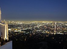 Los Angeles from the Griffith Obervatory