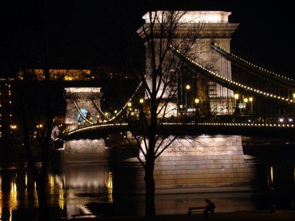 Chainlink Bridge, Budapest