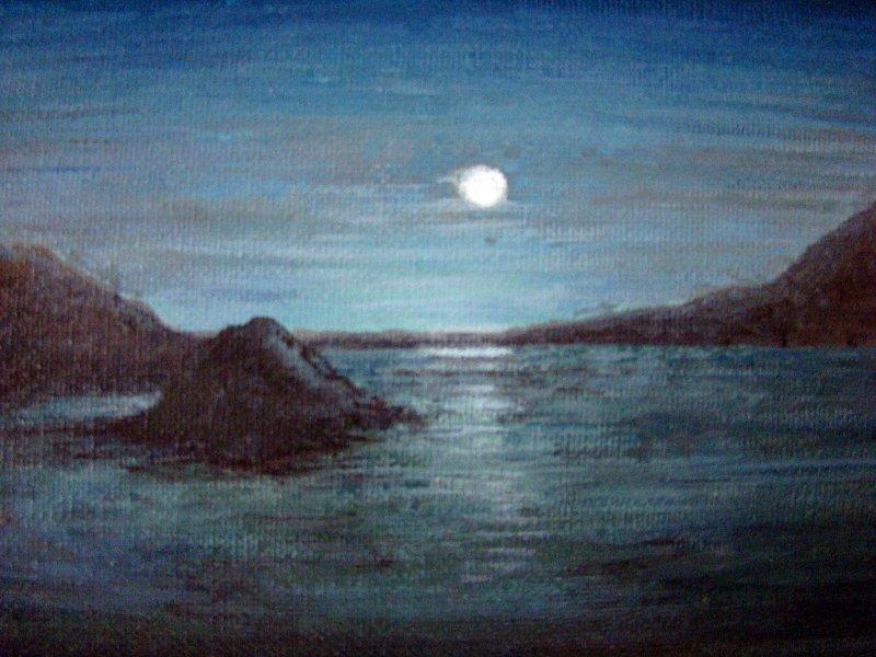 Moonlight Shore