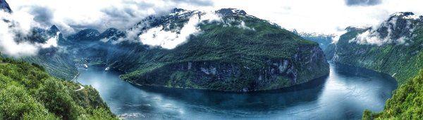 Gerainger, Norway