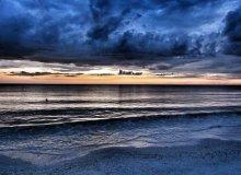 South Beach sunset, Marco Island