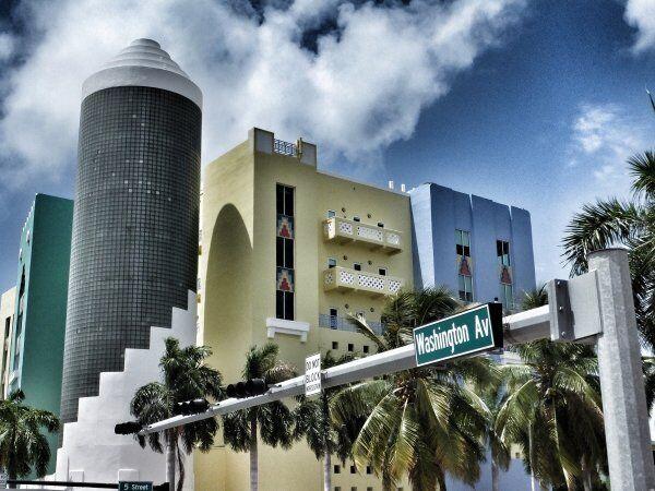 Art Deco buildings, Miami