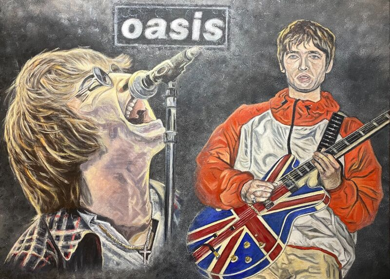 Oasis, Maine Road 1996 - NFS