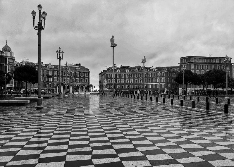 Massena Square, Nice