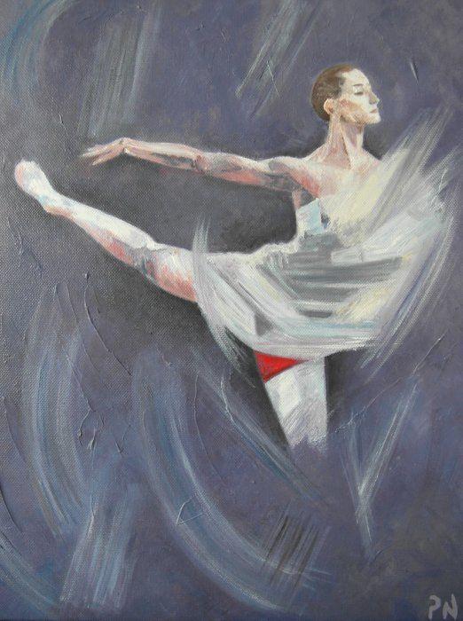 Ballerina - SOLD