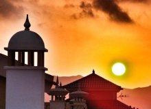 Spanish sunset