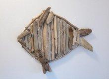 Fish wall ornament