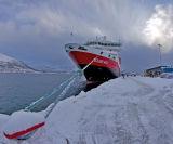 Hurtigruten ferry