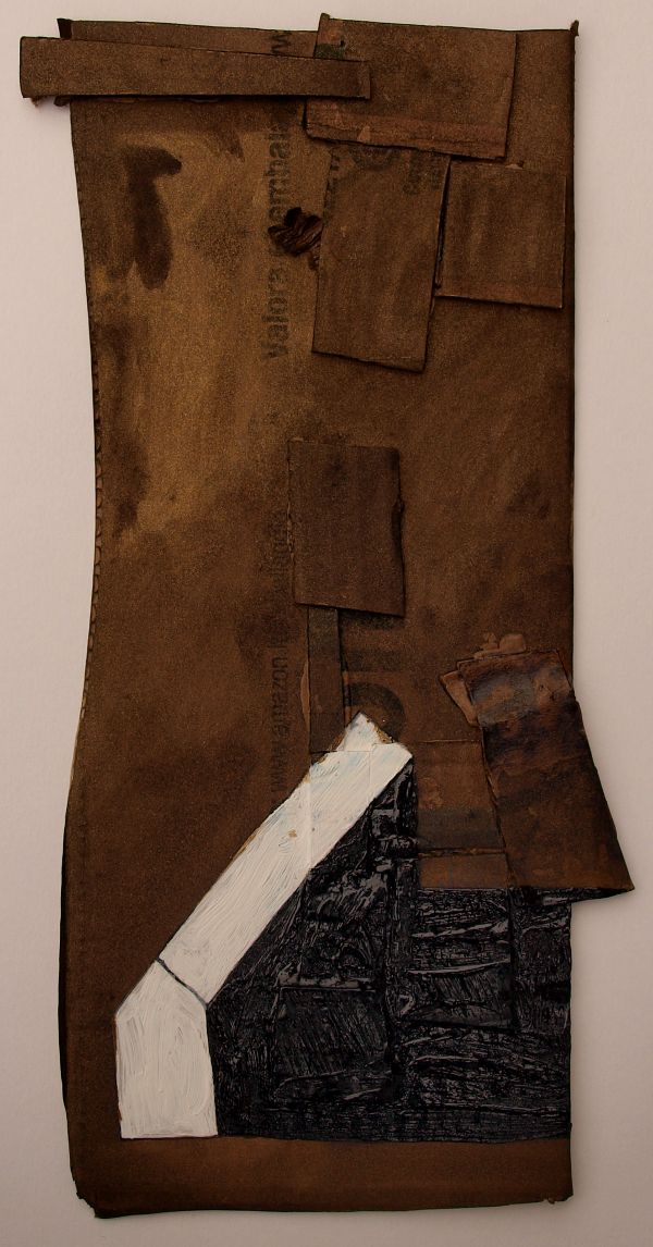 Untitled (Cardboards after RR) 2013