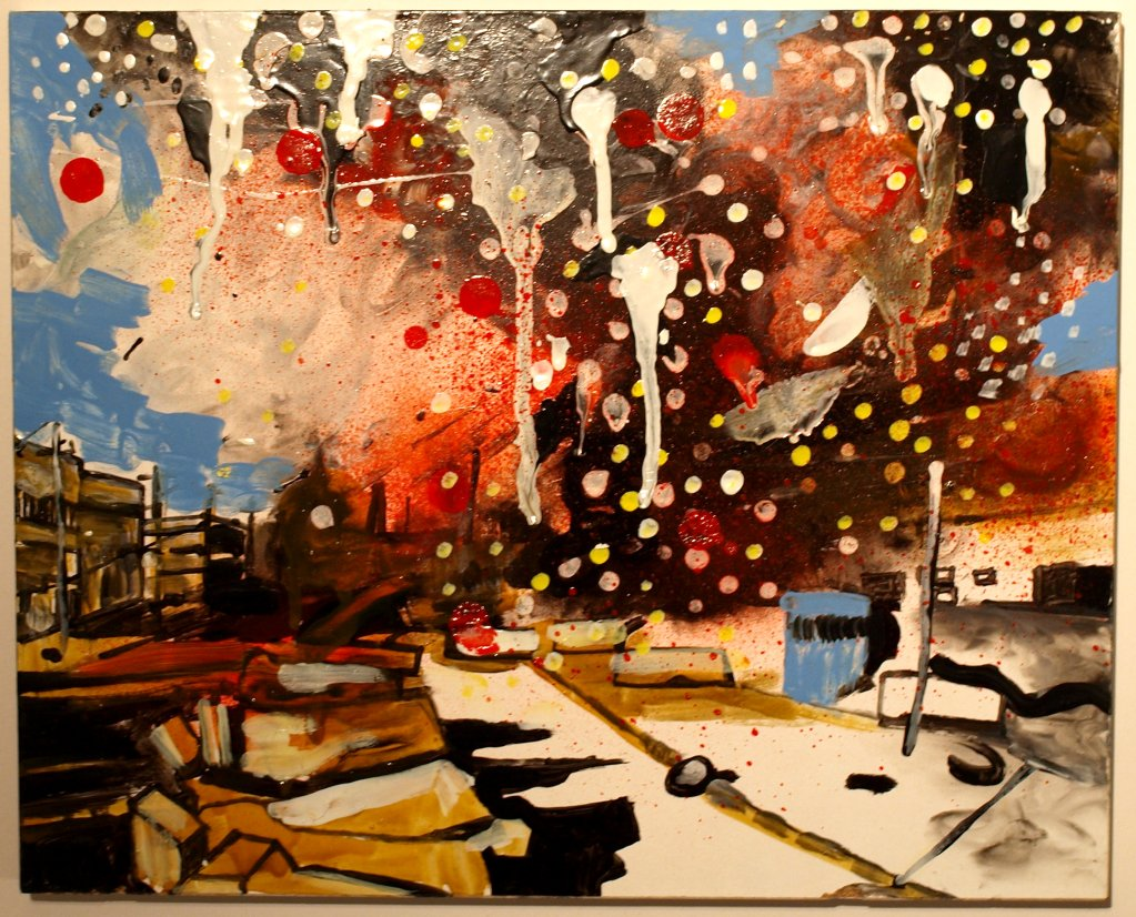Exploding Buildings 2014