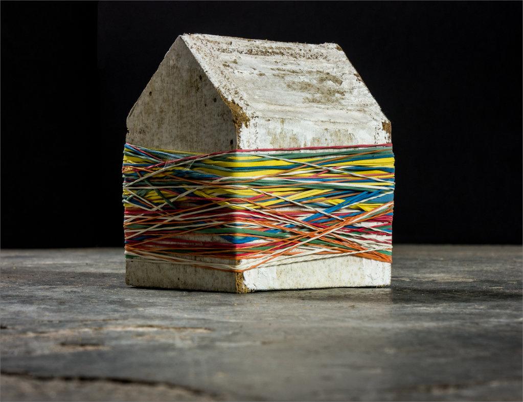 Untitled (Elastic Bands) 2011
