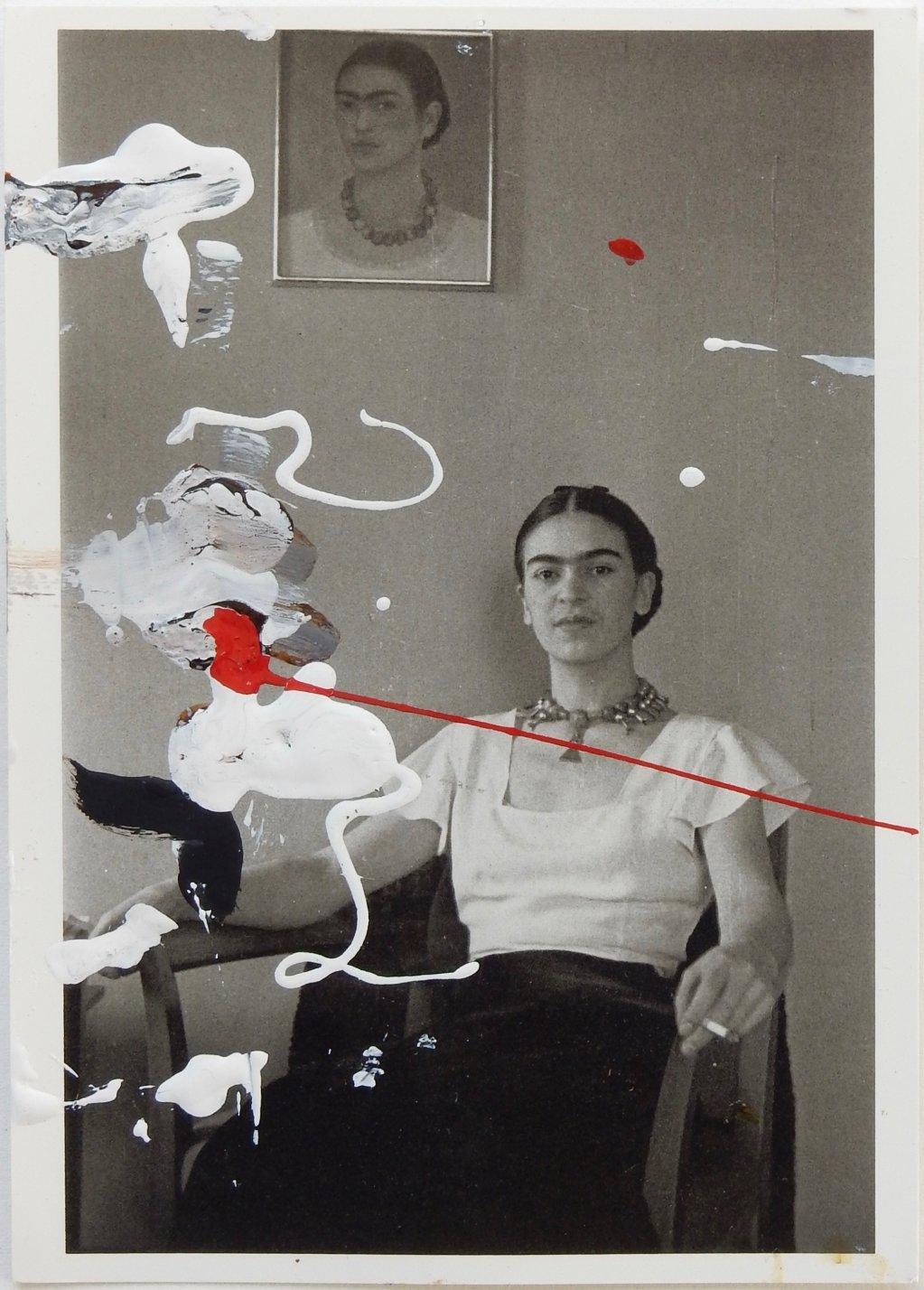 Untitled (Frida Kahlo, New York, 1932) 2017