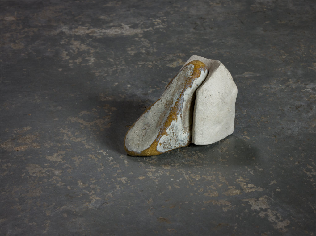 Untitled (Pebble and house) 2012