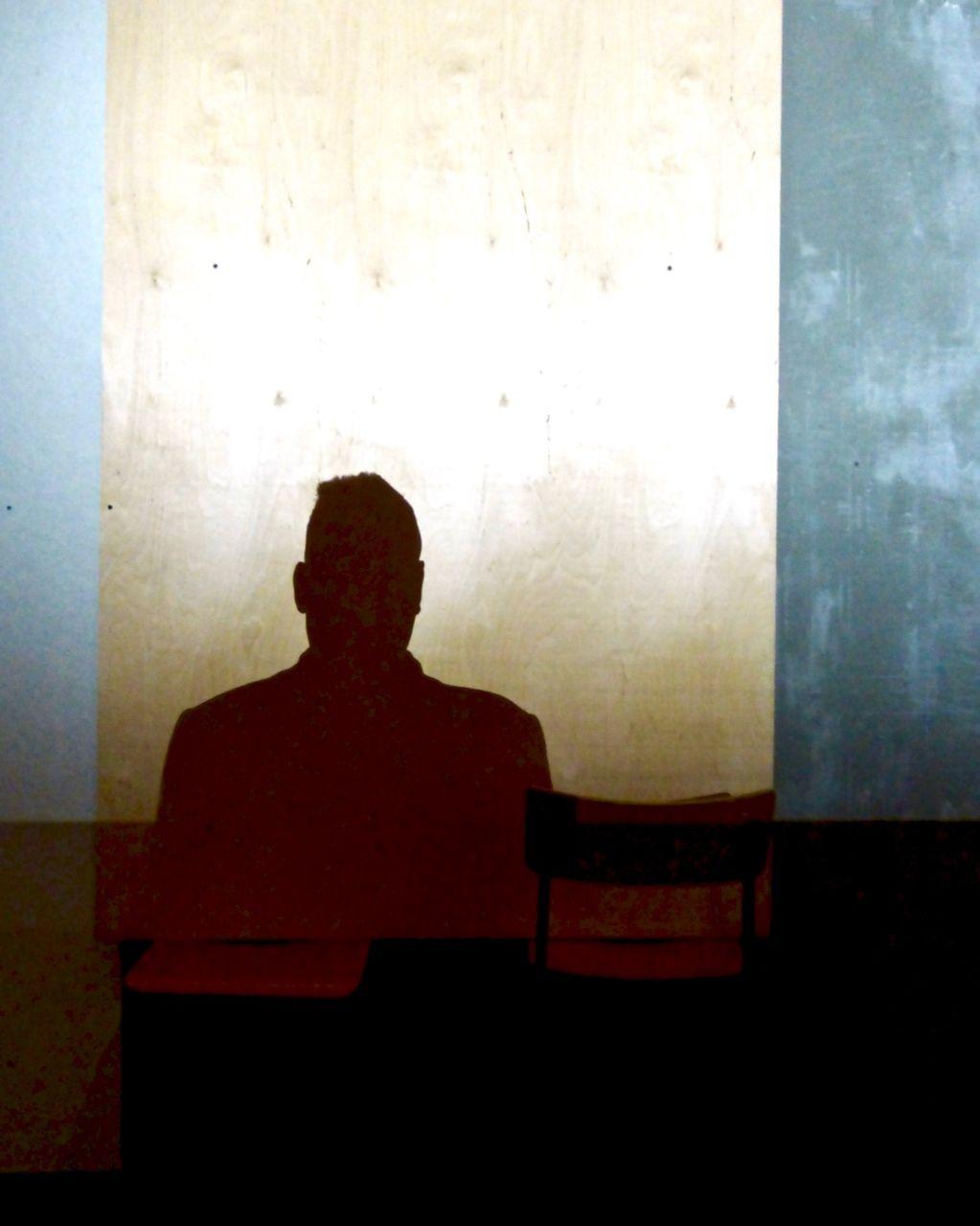 Self Portrait on William Kentridge 2018