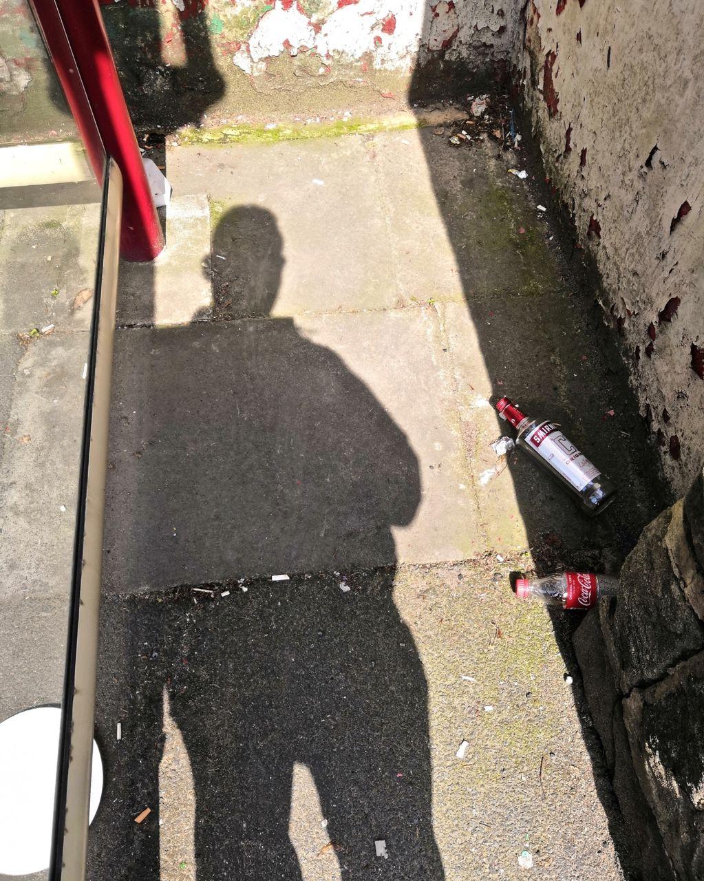 Self Portrait With Vodka and Coke 2019