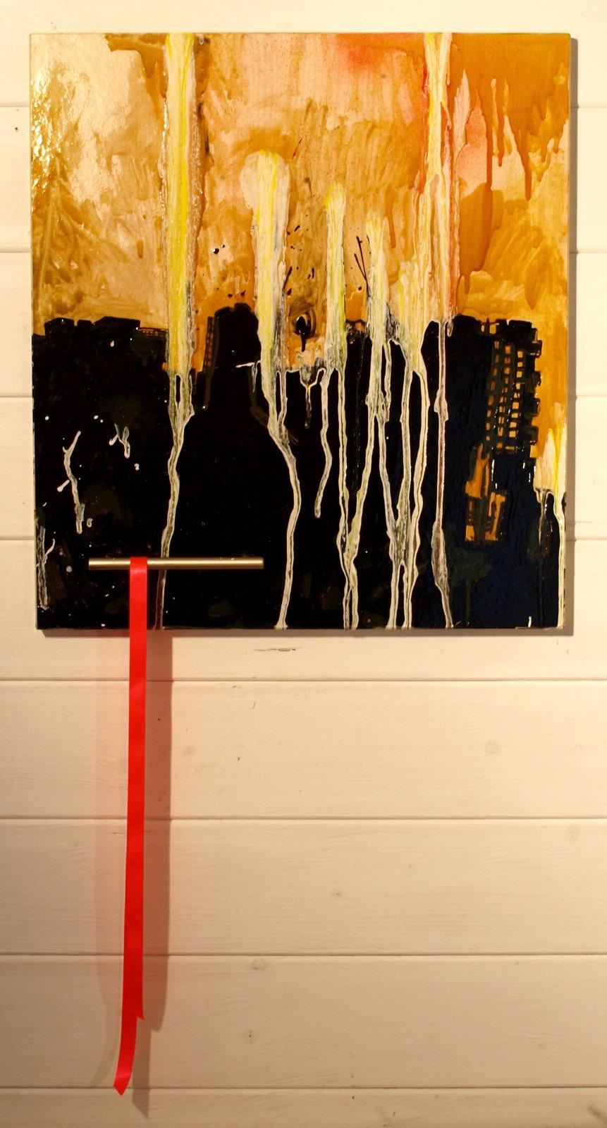 Night Bombing (with ribbon) 2014