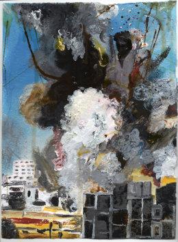 Explosion – White Plume (Syria) 2015